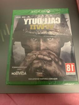 Call of Duty WWII Xbox One Game For Microsoft XB1 X S NEW SE