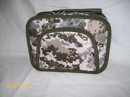 Camoflage Ultimate Gaming Storage Bag - For Game Boys, cellp