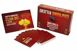 Exploding Kittens Card Game - Party Pack for Up To 5 Players