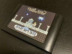 Cave Story v0.7.0 Sega Genesis Homebrew Cartridge Cart SAVE