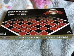 CLASSIC GAMES CHECKER GAME