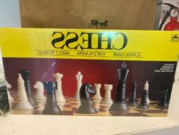 Chess Classic Game For 2 Players Ages 7 To Adult