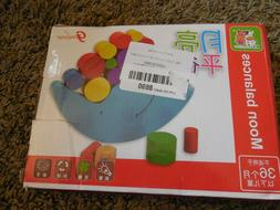 Children Toys Moon Balance Game For 2-4-year-old Puzzles Mul