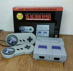 Classic 821 Games Build In Retro Super Game Mini TV 8 Bit Ol