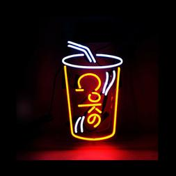 COKE Cup  Leisure Bar Store Display Game Room Decorative lam