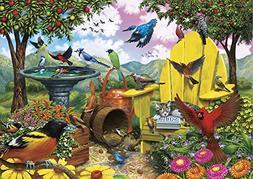 Buffalo Games - Amazing Nature Collection - Hidden Birds - 5