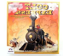 Colt Express Multiplayer Family Strategy Board Game
