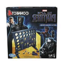 Connect 4: Black Panther Edition Wakanda Game Hasbro CHOP