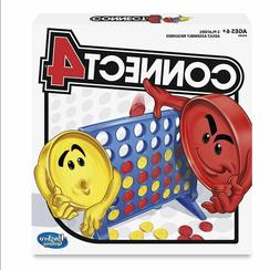 Hasbro Connect 4 Game for kids ages 6+ New In Box Free Shipp