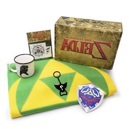 Culturefly The Legend Of Zelda Collector's Box - Mug, Hooded