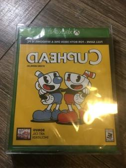 Cuphead Art Cel and Box Best Buy Exclusive Xbox One
