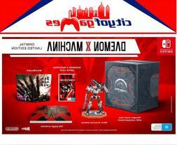 Daemon X Machina - Orbital Limited Edition Nintendo Switch G