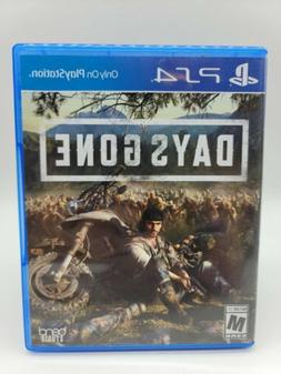 Days Gone PS4  Brand New - Region Free