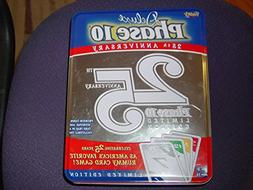 Phase 10 Deluxe 25th Anniversary Limited Edition In Tin