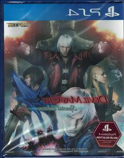 Devil May Cry 4 - Special Edition  NEW