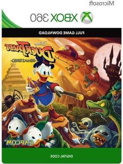 DIGITAL CODE Ducktales:Remastered Xbox 360 / One S X US Disn