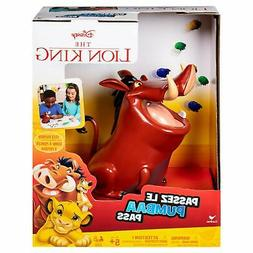 Disney Lion King Pumbaa Pass Game for Families, Teens, And A