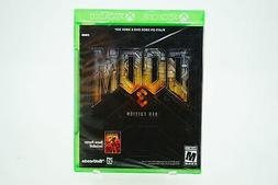 Doom 3 BFG Edition: Xbox One/360 Backwards Compatible Poster