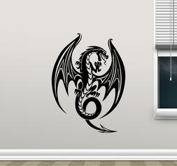 Dragon Wall Decal Game of Thrones Vinyl Sticker Bedroom Deco