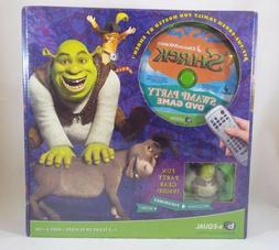 Dream Works Shrek Swamp Party DVD Game Boys & Girls Ages 6+