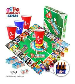 DRINK-A-PALOOZA Board Games: Party Drinking Games for Adults