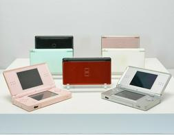 Nintendo DS Lite Console With Charger Pick Your Color USA Se