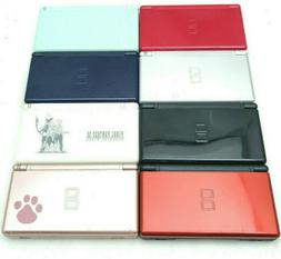 Nintendo DS Lite Console - Pick Your Color - Tested & Workin