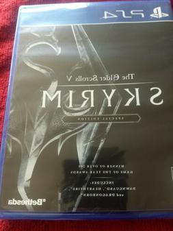 Elder Scrolls V Skyrim -- Special Edition  SEALED
