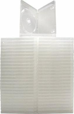 Empty Standard CLEAR 14MM Replacement Boxes / Cases with ou