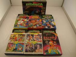 Nintendo Entertainment System 7 Beautiful Video GAMES And Al
