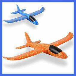 epp foam airplane 2 pcs outdoor game