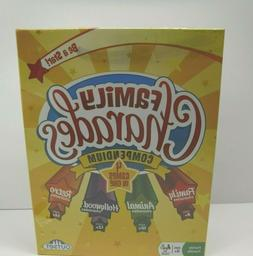 Family Charades Compendium 4 Games in One