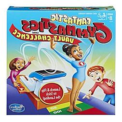 Fantastic Gymnastics Vault Challenge Game Gymnast Toy For Gi