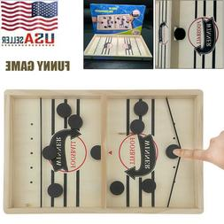 Fast Sling Puck Game Paced SlingPuck Winner Board Family Gam