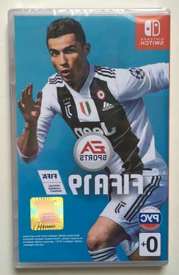 FIFA 19  Brand New Factory Sealed FREE SHIPPING LOW PRICE