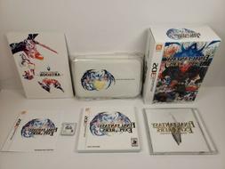 Final Fantasy Explorers COLLECTORS EDITION Nintendo 3DS Mint