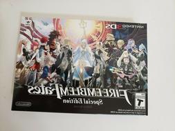 Fire Emblem Fates: Special Edition Nintendo 3DS *No Game Rea