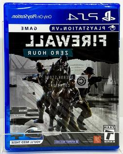 Firewall: Zero Hour VR - PS4 - Brand New | Factory Sealed