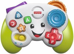 Fisher Price Baby Game Controller Laugh Learn Gamer Xbox Wii