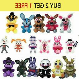 Five Nights at Freddy's FNAF Horror Game Kid Plushie Toy Plu