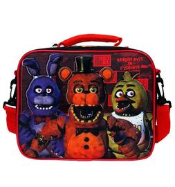 Five Nights at Freddys Lunch Bag Box FNAF Video Game Charact