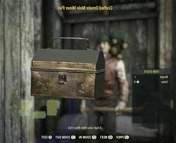 Fo 76  Crafted Ornate Mole Miner Pail x250