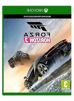 Forza Horizon 3 Driving Racing Game for Xbox One