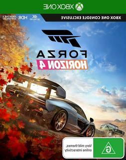 Forza Horizon 4 XBOX One Exclusive XB1 S X Car Racing Simula