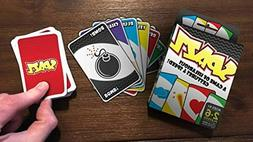 Spazz The Card Game - from The Makers of Uno and Phase 10!