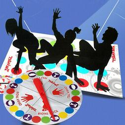 Fun Twister Educational Toy Game Pad for Kids Adult Sports M