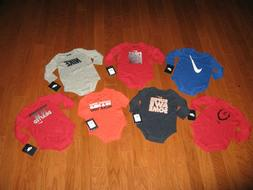 Nike Futura Infant Coverall Outfit Boys Size 0-3M, 3-6M, 6-9