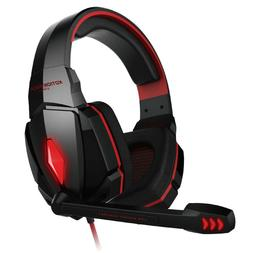 G4000 Gaming Headsets Wired Earphones Gamer Headphones With