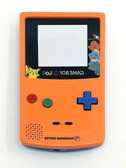 Game Boy Color Pokemon Center 3 Year Replacement Housing She