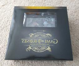 GAME OF THRONES Complete Series Collection Limited Edition B
